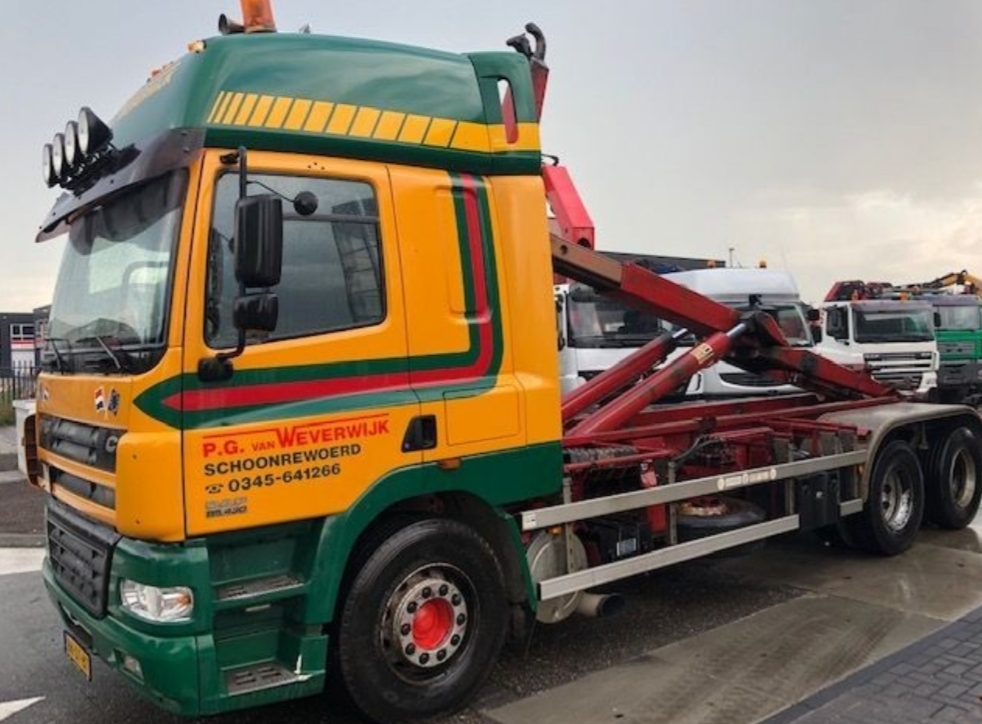 truck parts trading holland